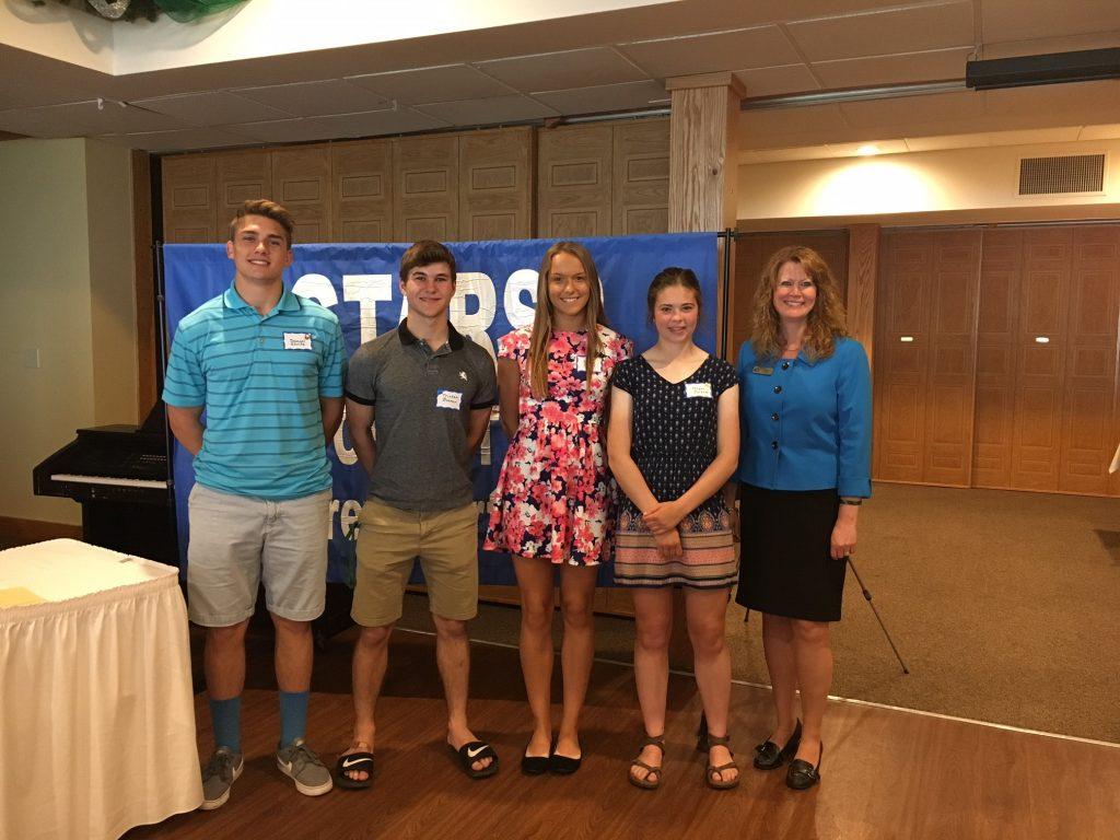 TBA Credit Union & GTARSP Scholarship Program
