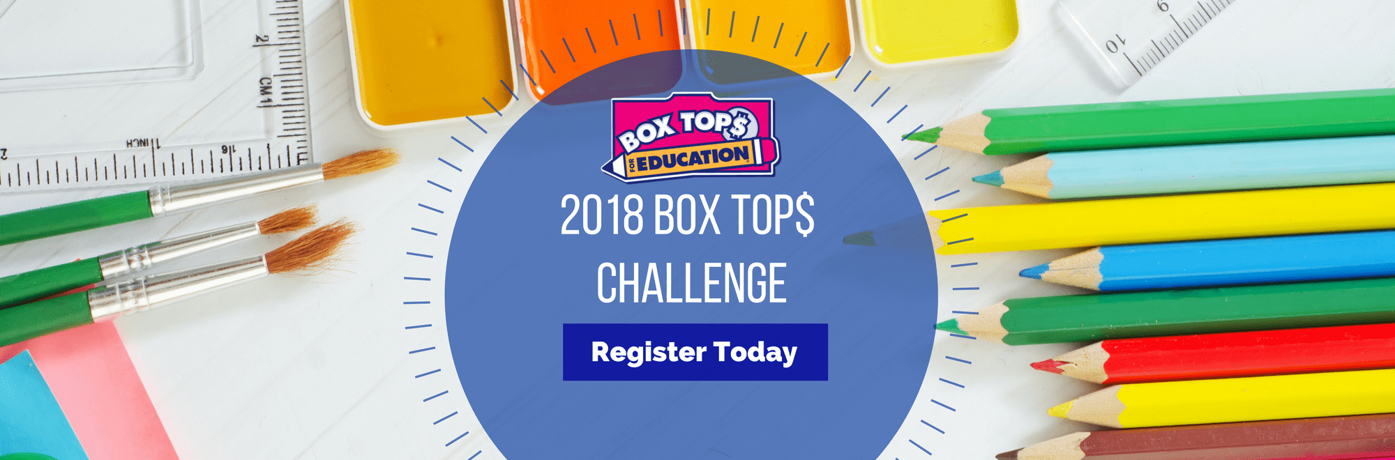2018 Box Tops Challenge