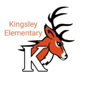 Kingsley Elementary School Logo