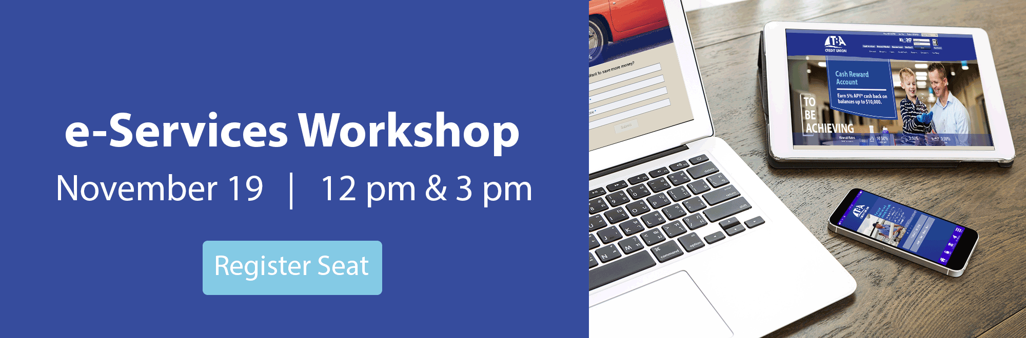 e-Services Workshop. November 19.