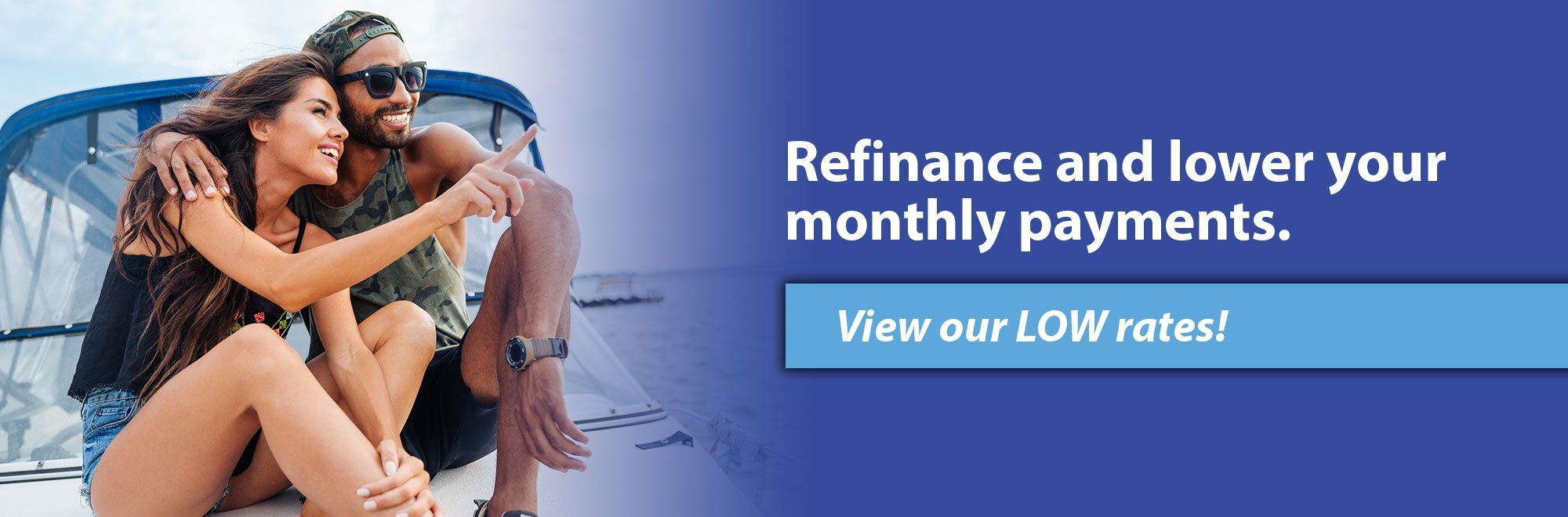 Refinance and lower your monthly payments. View our low rates.