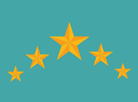 Bauer 2018 5-Star Rating