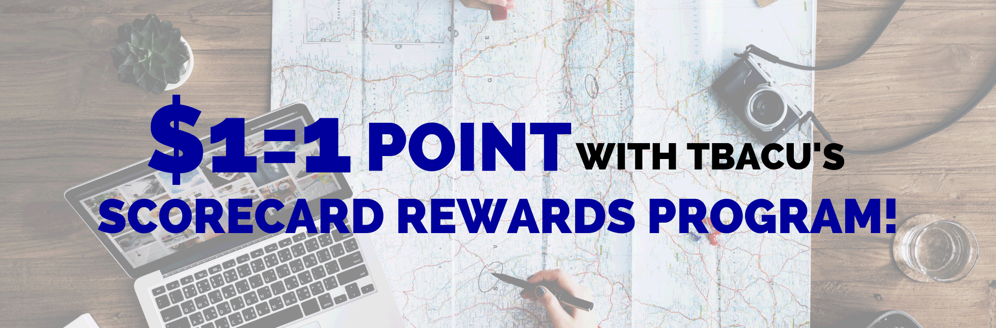 News Post for TBACU's ScoreCard Rewards Program