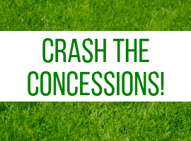 Crash the Concessions fundraising program provided by TBA Credit Union in Northern Michigan