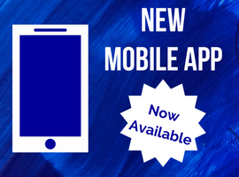 New Mobile App - Now Available