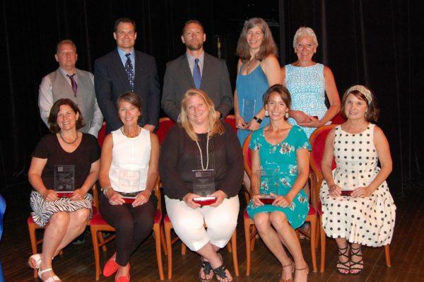 OEA 2018 Recipient Group