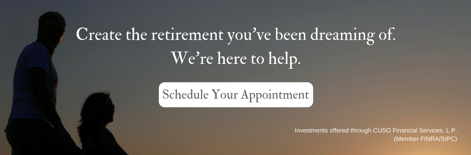 Retirement Services - Schedule Your Appointment Today