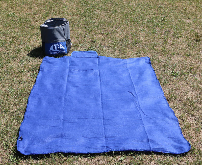 TBACU Cooler Backpack and Travel Blanket
