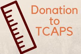TCAPS Donation 2017