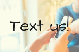 Text TBACU at 231-946-7090.