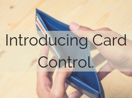Card Control Now Available at TBA Credit Union