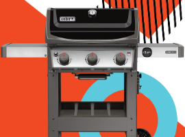Enroll in e-Statements between January 1 - February 28 for a chance to win a Weber Grill.*