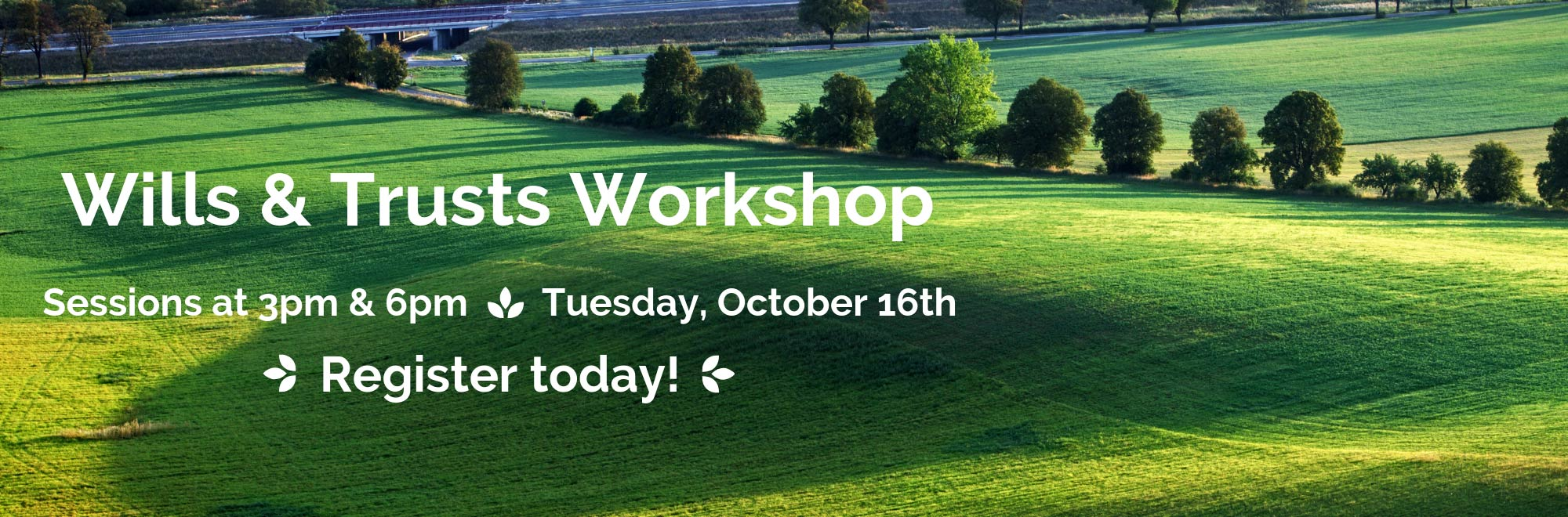 Wills and Trusts Workshop